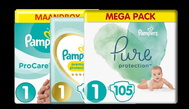 Pampers Gröẞe 1 Angebote