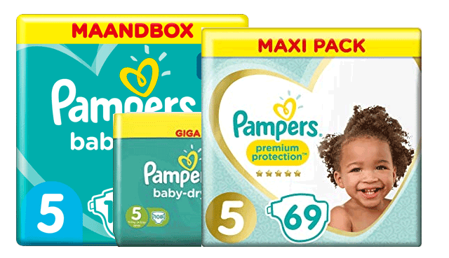 Pampers Gr.5 Angebote